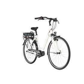 Kalkhoff Agattu 1.B Move E-City Bike Wave 400Wh white